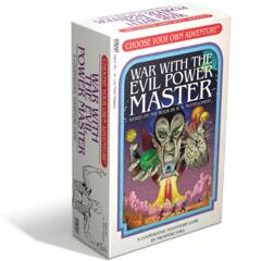 Choose Your Own Adventure: War with the Evil Power Master (In-Store Pickup ONLY)