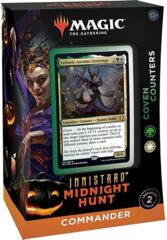 Innistrad: Midnight Hunt - Commander Deck: Coven Counters
