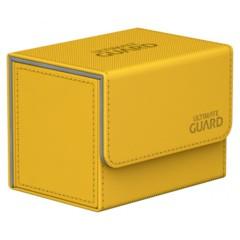 Ultimate Guard Sidewinder 80+ Deck Case - Amber