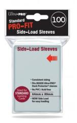 Ultra Pro PRO-Fit SIDE-LOAD Standard Sleeves - (100ct)