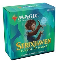 Strixhaven - Pre-Release Kit (Quandrix) (In-Store Pickup ONLY)