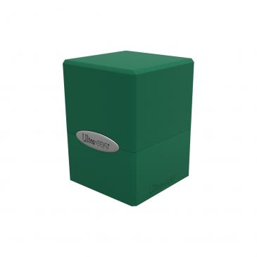 Ultra Pro Satin Cube - Forest Green