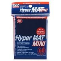 KMC Hyper Mat Small Sleeves - Blue (60ct)