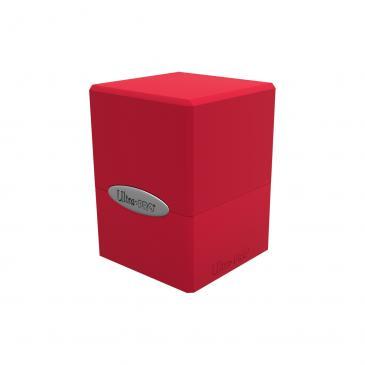 Ultra Pro Satin Cube - Apple Red