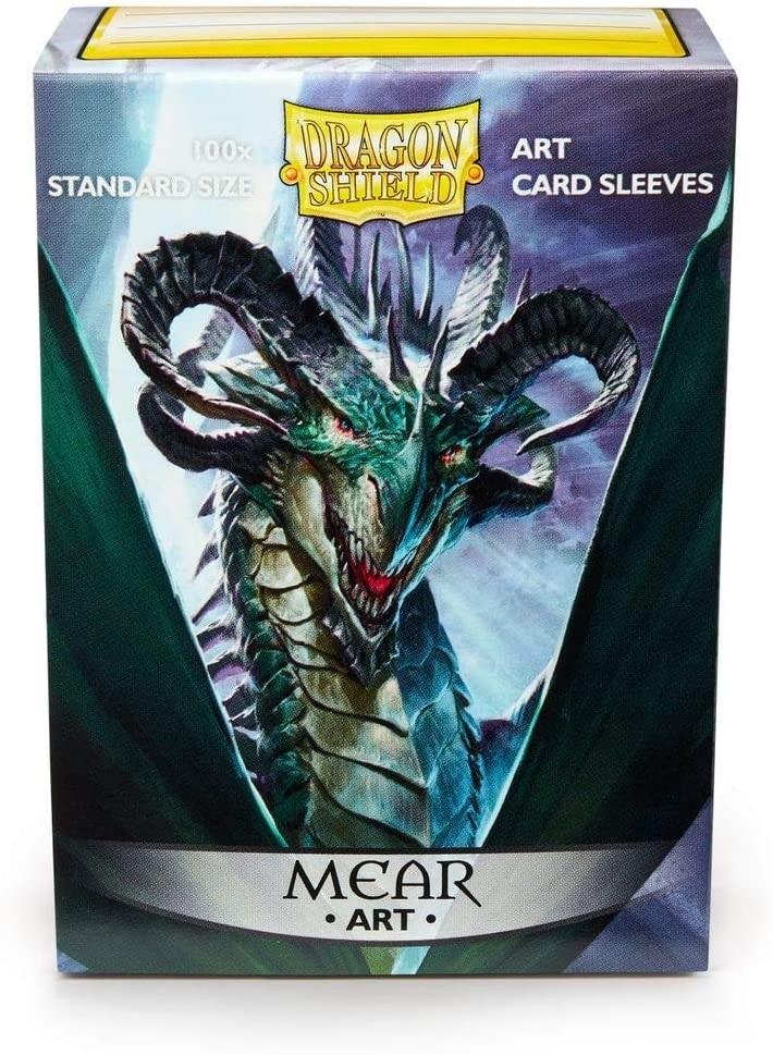 Dragon Shield Art Standard Sleeves - Mear (100ct)