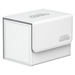 Ultimate Guard Sidewinder 80+ Deck Case - White