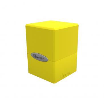 Ultra Pro Satin Cube - Lemon Yellow