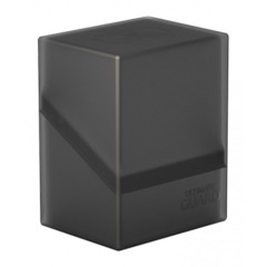 Ultimate Guard Boulder 80+ Deck Case - Onyx