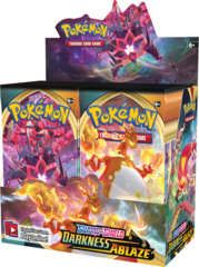 Sword & Shield 03: Darkness Ablaze - Booster Box