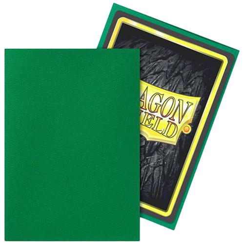 Dragon Shield Matte Small Sleeves - Jade (60 ct)
