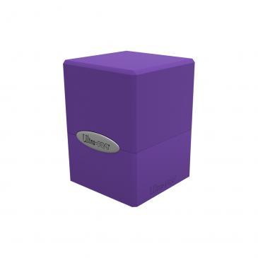 Ultra Pro Satin Cube - Royal Purple