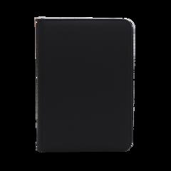 Dex Protection 9 Pocket Zipper Binder - Black