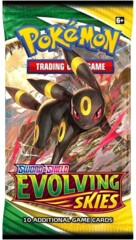 Sword & Shield 07: Evolving Skies - Booster Pack (In-store Pickup ONLY)