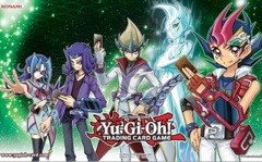Yu-Gi-Oh! Zexal Generations Playmat