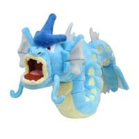 Gyarados Sitting Cuties Plush - 8 ½ Inch
