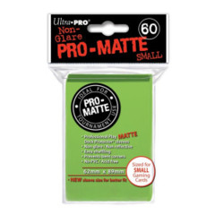 PRO-MATTE Ultra Pro Yu-Gi-Oh Sleeves - Lime Green (60ct)