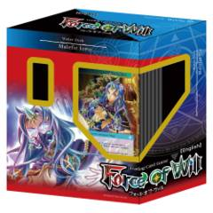 factory sealed Light - English Force of will New Valhalla Entry Set