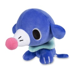 Popplio Pokemon Dolls Plush - 5 1/2 Inch