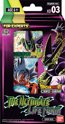 The Ultimate Life Form Expert Deck