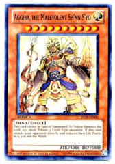 Aggiba, the Malevolent Sh'nn S'yo - 2010-AE003