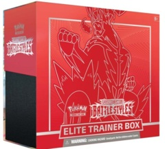 Battle Styles Single Strike Elite Trainer Box