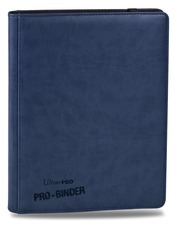 Ultra Pro 9-Pocket Premium PRO-Binder Blue