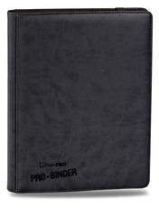 Ultra Pro 9-Pocket Premium PRO-Binder Black