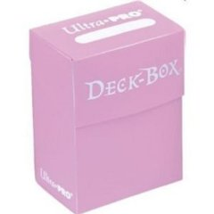 Ultra Pro Standard Deck Box in Pink