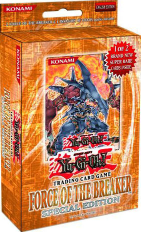 Force of the Breaker Special Edition