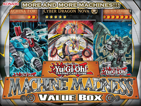 Machine Madness Value Box
