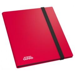 FlexXfolio 4-Pocket Binder - Red