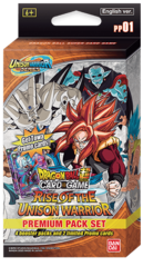 Rise of the Unison Warrior Premium Pack 1