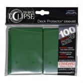 Ultra Pro Sleeves - 100 count - Standard Sized - Pro-Matte Eclipse Dark Green