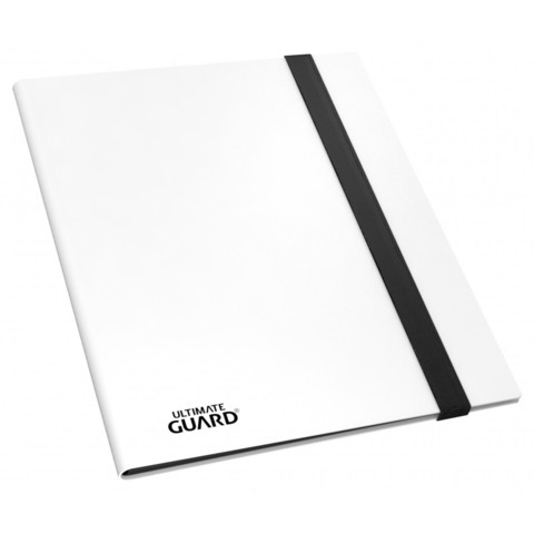 Flexfolio 9-Pocket Binder - White
