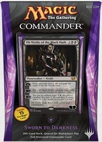 Commander 2014 Deck: Sworn to Darkness