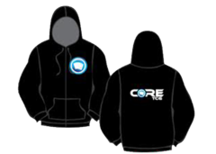 CoreTCG.com Zip-up Hoodie