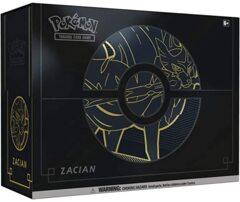 Sword & Shield Elite Trainer Box Plus - Zacian