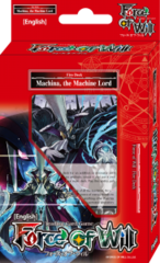 Machina, the Machine Lord - Fire Starter Deck