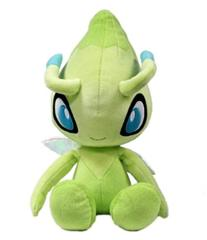 Pokemon Celebi Plush
