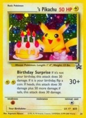 Birthday Pikachu - 24