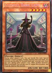 Kozmoll Dark Lady - SHVI-EN083 - Secret Rare - 1st Edition