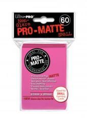 PRO-MATTE Ultra Pro Yu-Gi-Oh Sleeves - Bright Pink (60ct)