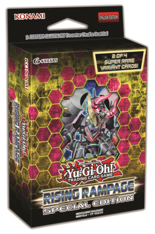 Rising Rampage Special Edition Pack