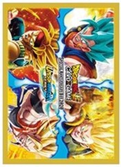 Special Anniversary Box 2020 Card Sleeves - Super Saiyan Unison Warriors (66-Pack)