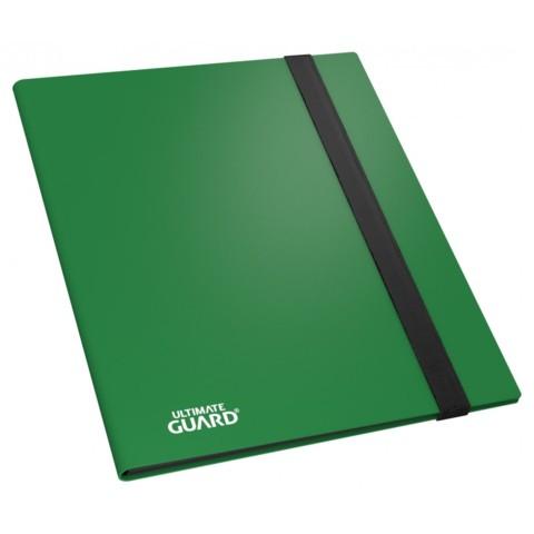 FlexXfolio 9-Pocket Binder - Green