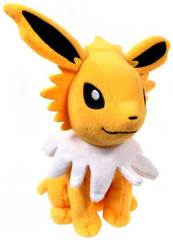 Pokemon TOMY 8 Inch Jolteon Plush