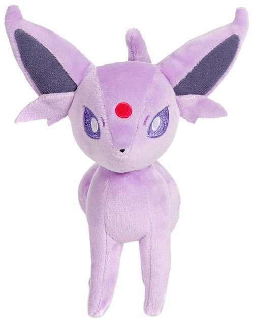 Pokemon TOMY 8 Inch Espeon Plush