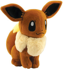 Pokemon TOMY 8 Inch Eevee Plush