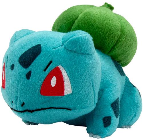 Pokemon TOMY 8 Inch Bulbasaur Plush
