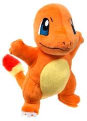 Pokemon TOMY 8 Inch Charmander Plush